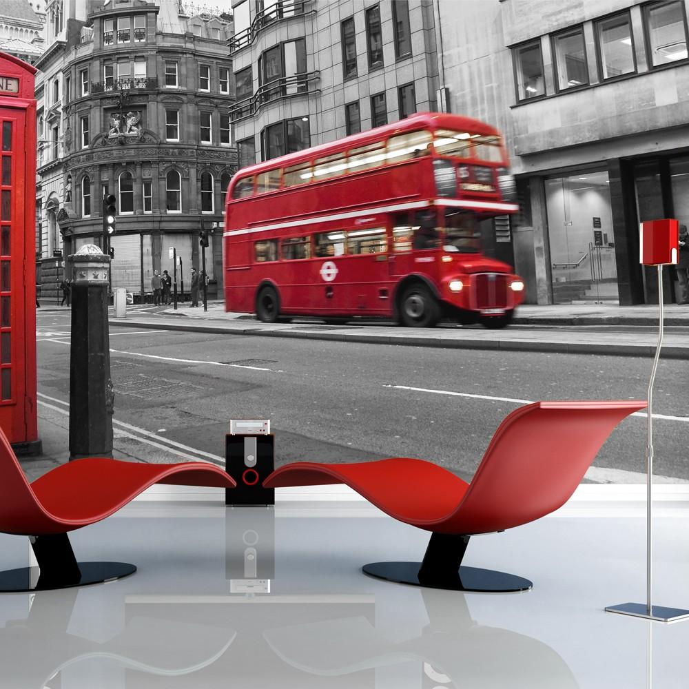 Akcenty brytyjskie – obrazy i fototapety Londyn
