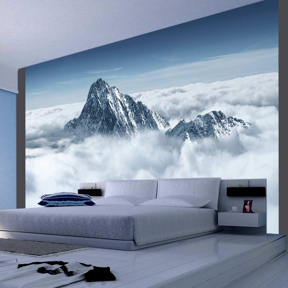 Fototapety z górskimi pejzażami – dlaczego warto mieć je w swoim domu?