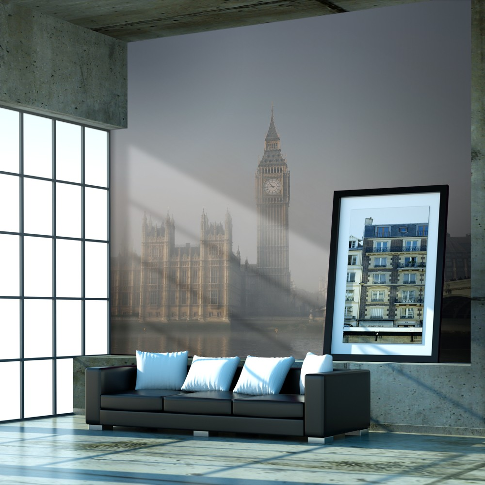Piętrowe autobusy czy Big Ben? Fototapety Londyn i ich zawrotna kariera!