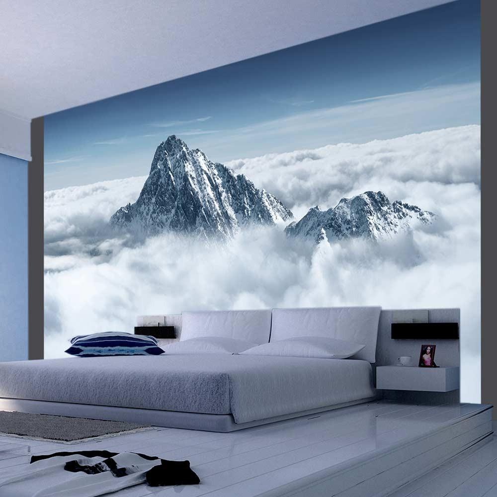 fototapety na ściany w damskiej sypialni