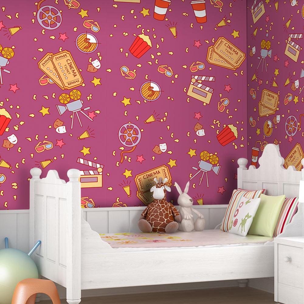 Tapety na ścianę dla dzieci