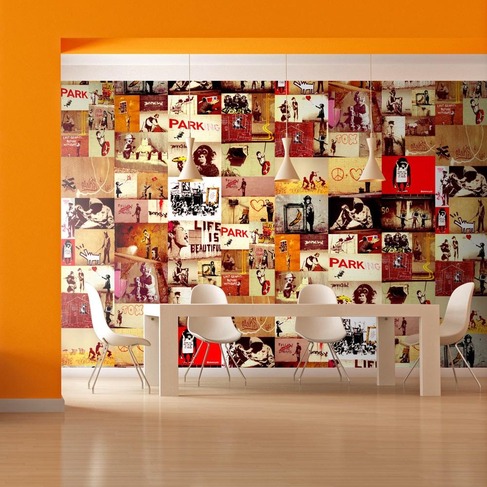 tapety na ścianę młodzieżowe