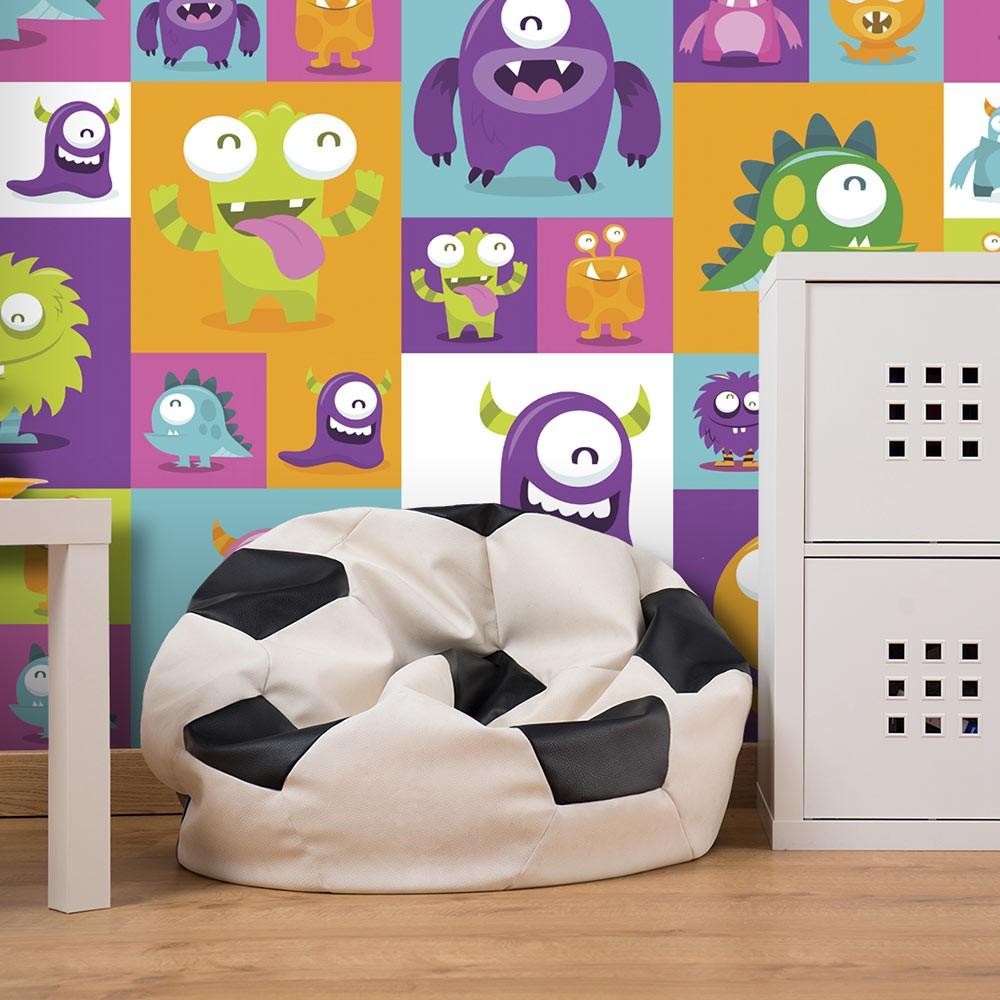 tapety ścienne do pokoju dziecięcego