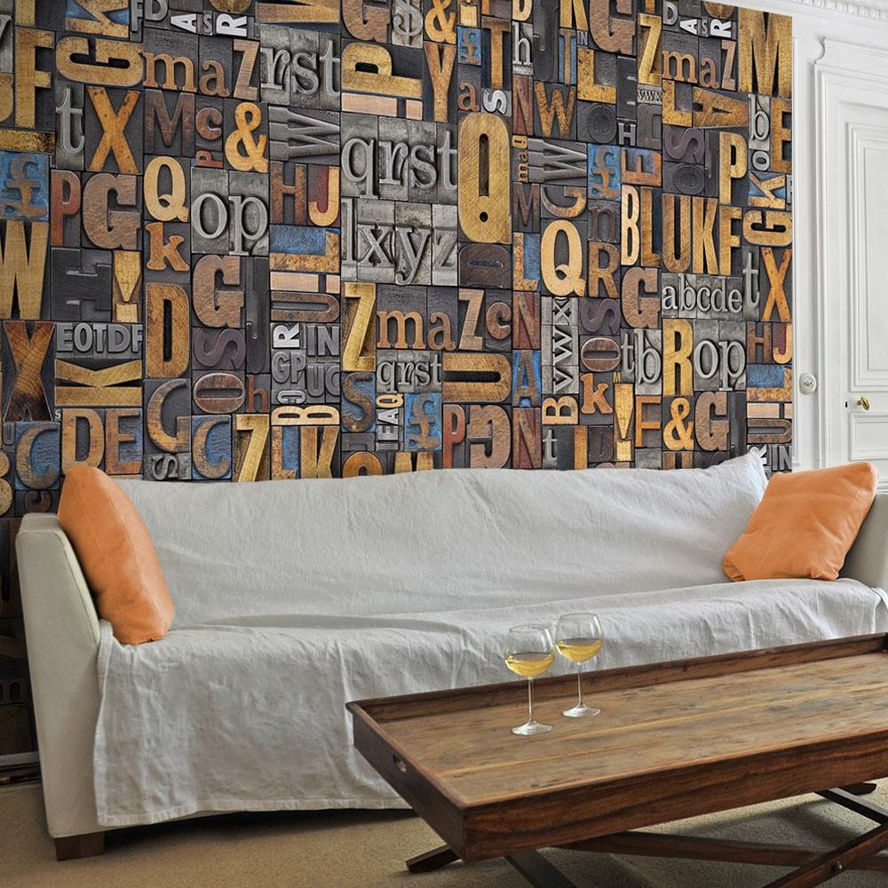 tapety trójwymiarowe na ścianę
